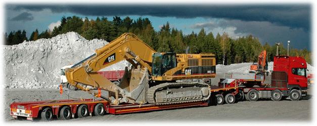 Картинки по запросу Перевозка тяжелой строительной спецтехники